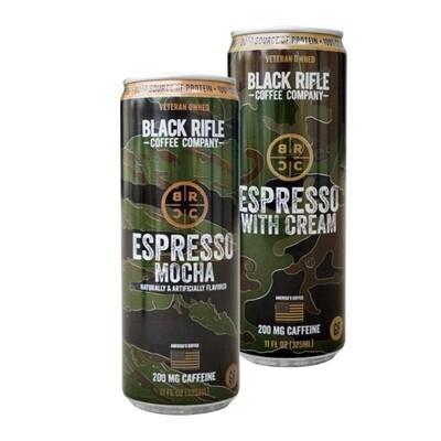 BRCC Ready To Drink Coffee 11oz