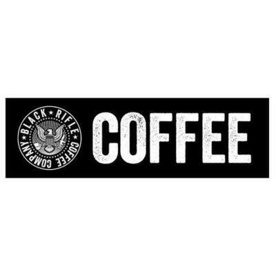 BRCC COFFEE Sticker