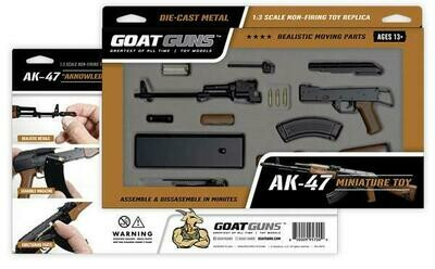 Goat Guns Mini AK-47 Black