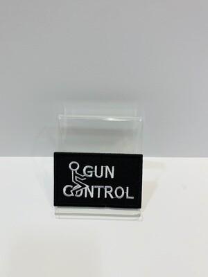 Misc Patches F**k Gun Control