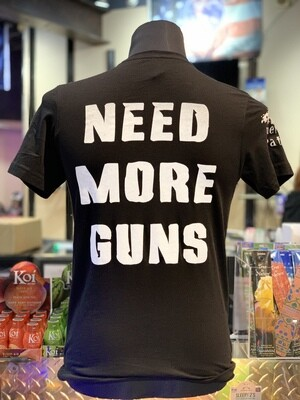 Need More Guns S/S