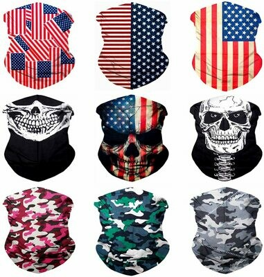 Patriotic Face Masks