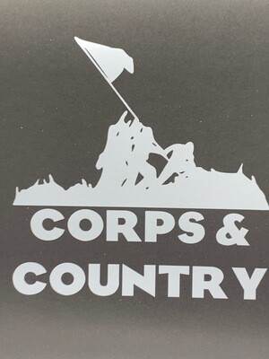 AP Corps & Country