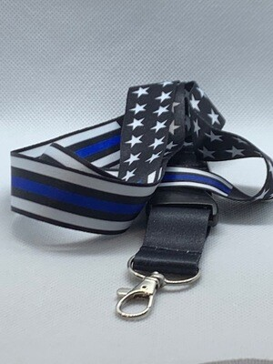 Police & Fire Lanyards