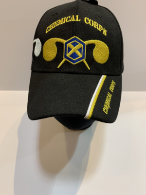 ARMY Hats Chemical Corps