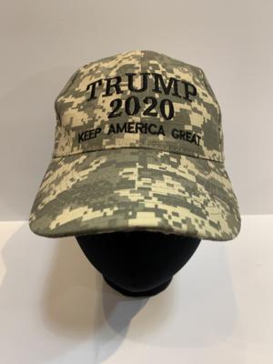 Patriotic Hats Camo 2020 kag
