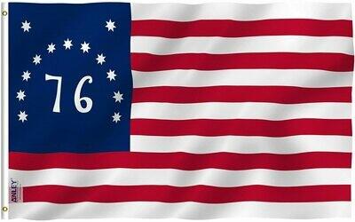 Flags 3X5 Bennington