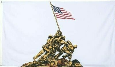 Flags 3x5 Iwo Jima