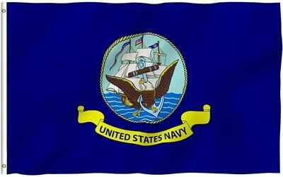 Flags 3X5 Navy
