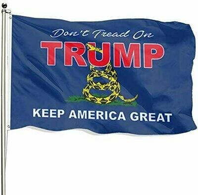 Flags 3X5 Trump 2020 KAG