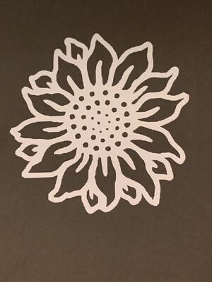 Ap Flower Decal