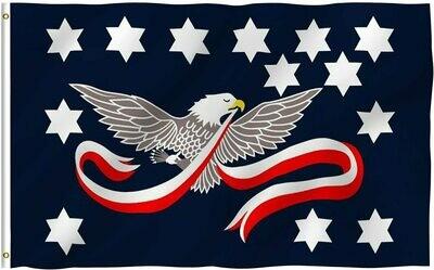 Flags 3X5 Whiskey Rebellion