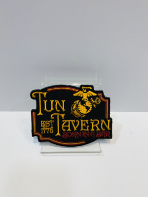 Grunt Style Patches Tun Tavern