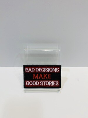 Misc Patches Good Stories