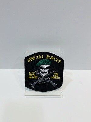 Branch Patches Special Forces