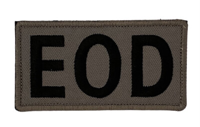 EOD Patches