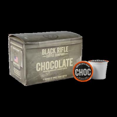 BRCC Chocolate Rounds 12ct