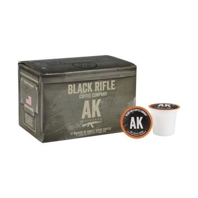 BRCC AK Espresso Rounds 12ct