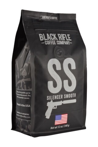 BRCC Silencer Smooth Grounds 12oz