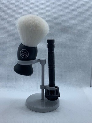 Battle Brothers Shaving Chrome Stand