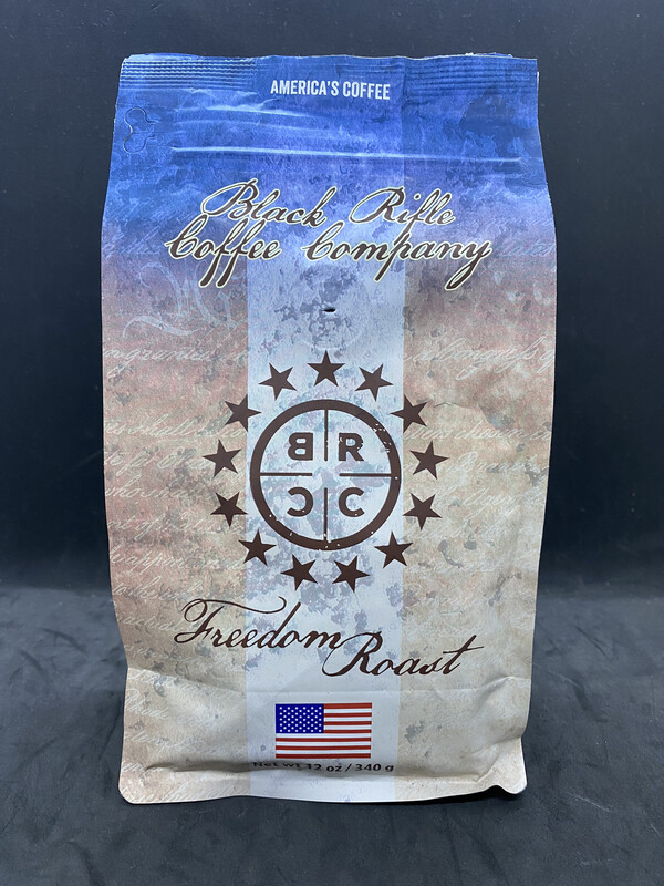 BRCC Freedom Roast Whole Bean 12oz