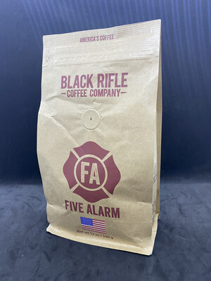 BRCC Coffee Five Alarm