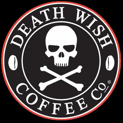 Death Wish Coffee Sticker