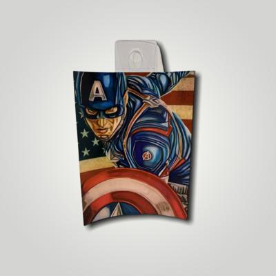 LJH Decals Captain America