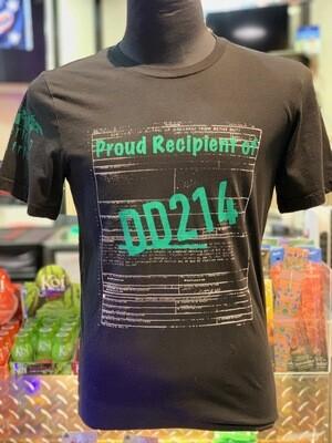 DD214 Branch S/S