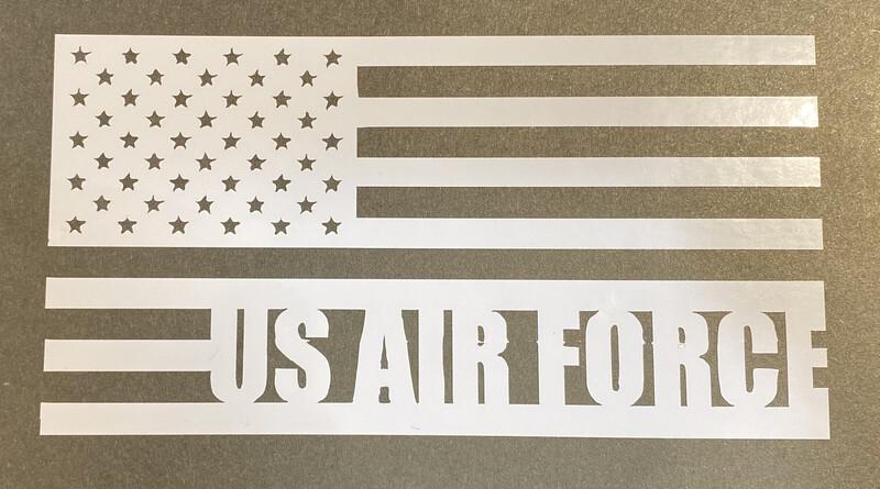 AP Air Force Flag
