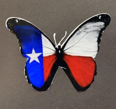 AP Butterfly Sticker