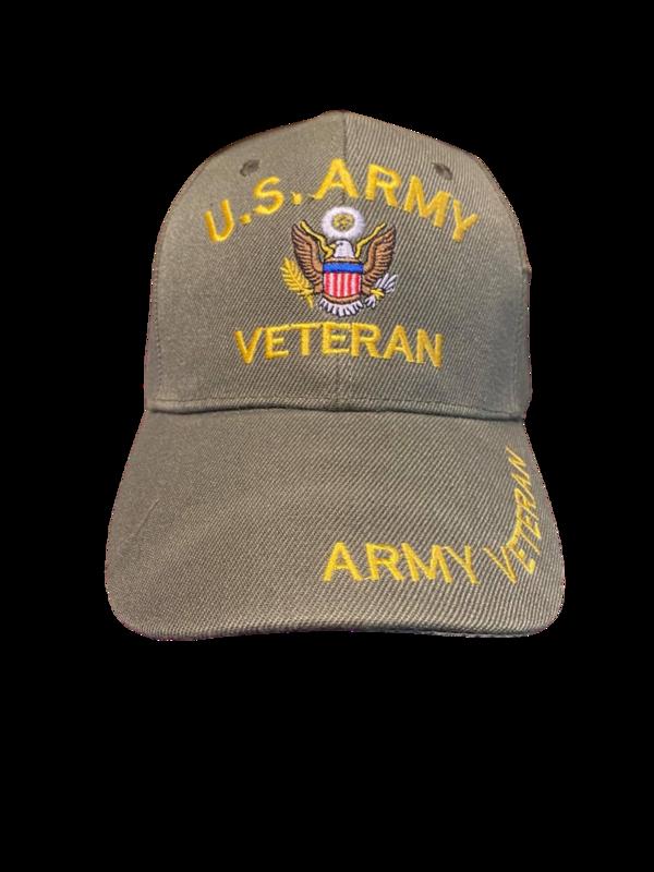 Army Vet Hat
