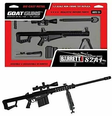 Barrett OD Green Mini Goat Guns