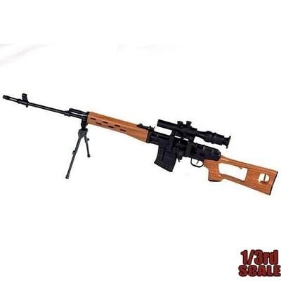 Goat Gun SVD Black