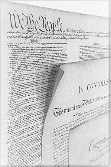 Three Documents of Freedom Set