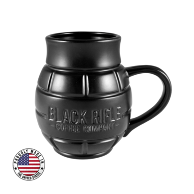 BRCC Grenade Mug 24oz