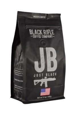 BRCC Just Black whole bean 12oz