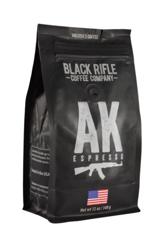 BRCC AK Espresso Grounds 12oz