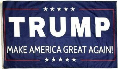 Flags 3X5 Trump MAGA