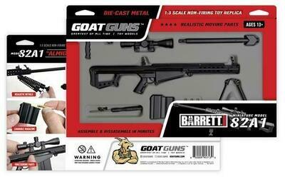 Barrett Black Mini Goat Gun