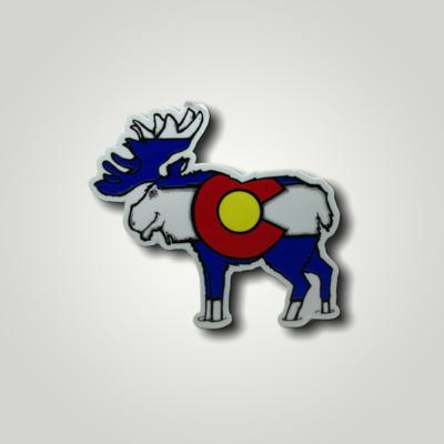 Colorado Decals Moose