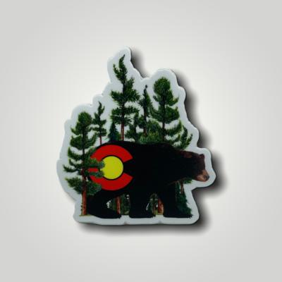 Colorado Decals Bear