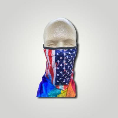 Deluxe Looped Bandana Mask