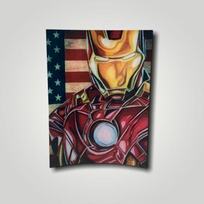 LJH Decals Iron Man