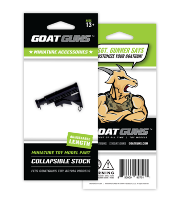 Goat Guns Adjustable AR Stock