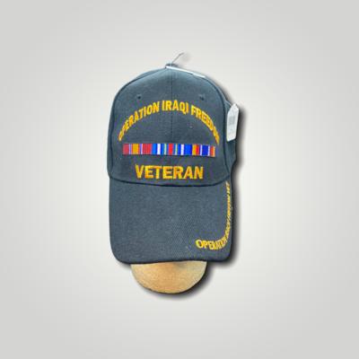 Iraqi Freedom Vet Hat