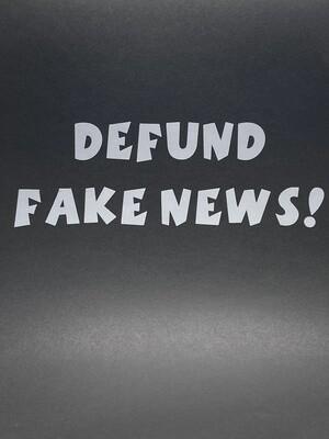 AP Defund Fake News