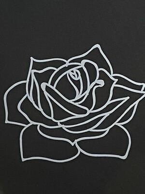 AP Rose Decal