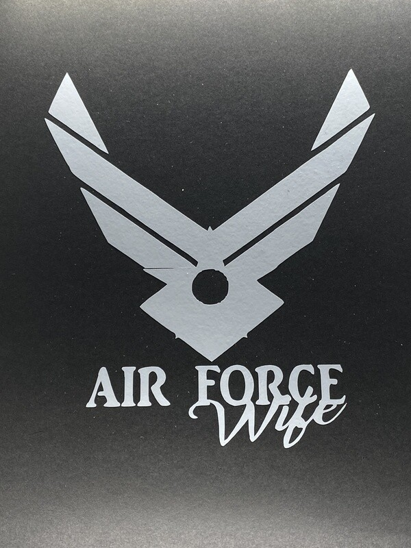 AP Air Force Wife