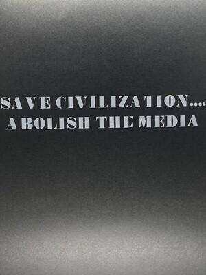 AP Save Civilization Decal